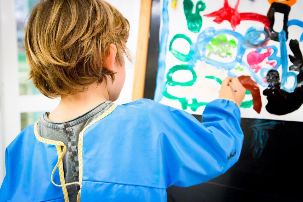 Art a microespais - Comunitat Petits