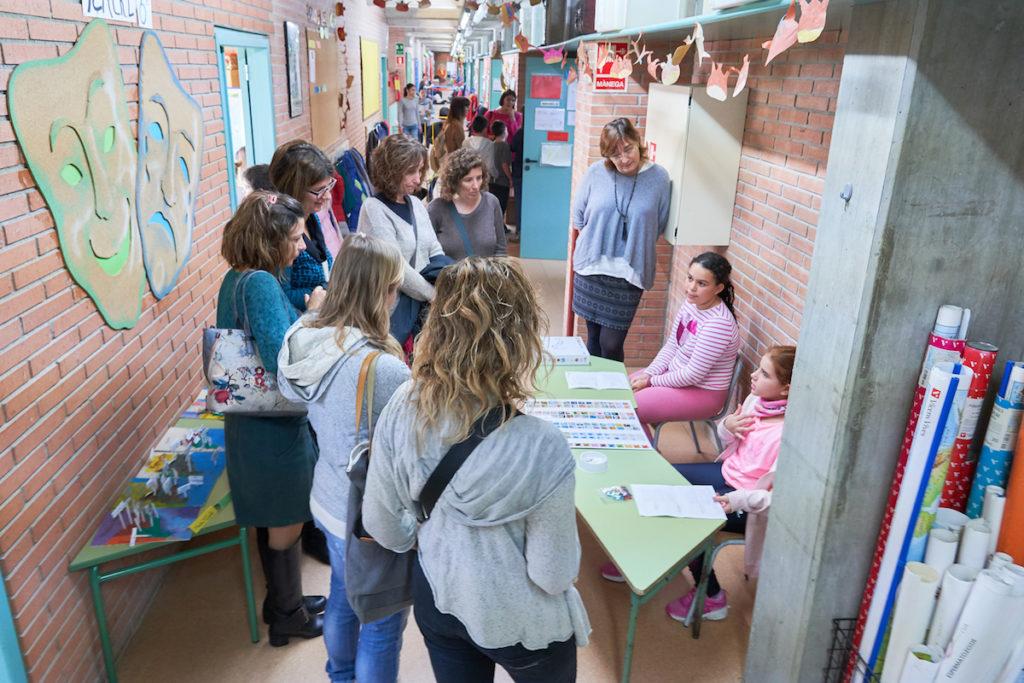 Visita d'altres escoles de la xarxa EN21