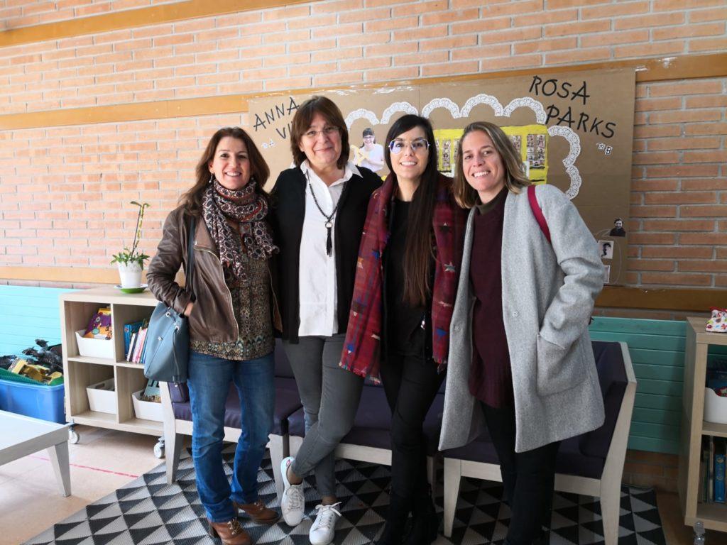 Visita Fundació Sergio Alonso de Canarias